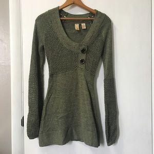 BKE   Tunic Sweater